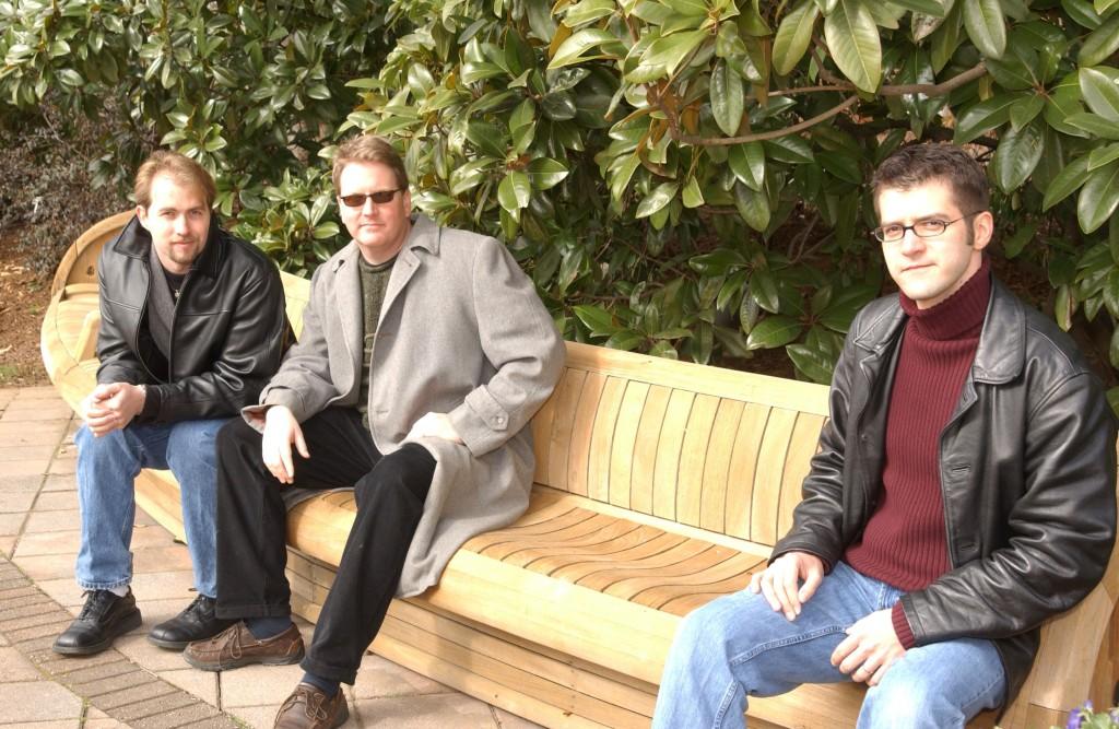 Ben Wakeman, Chris Kearney, Tom Willner